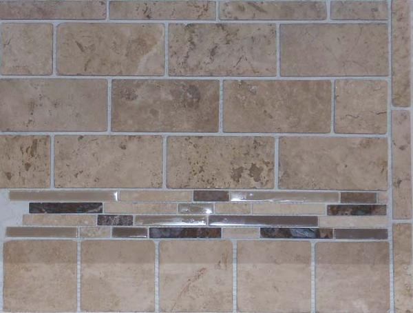 Grout Lines Ceramic Tile