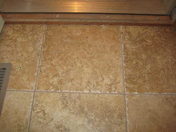 Chiseled Edge Travertine Ceramic Tile Advice Forums