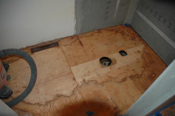 Nuheat Mat Ditra And Leveling Ceramic Tile Advice