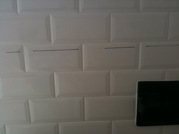 Is This A Bad Tile Job Wall Tiles Not Level Ceramic