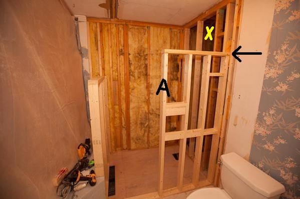 Harold\'s Shower Project - Page 3 - Ceramic Tile Advice Forums ...