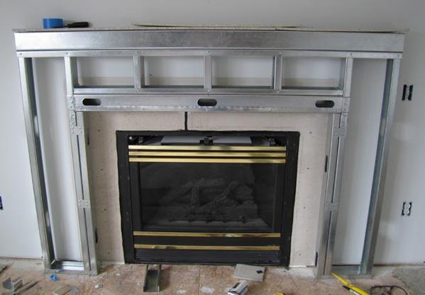 Fireplace Surround Refacing Advice Ceramic Tile Advice