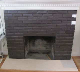 Fantastic Enlarging Fireplace Hearth And Tiling Hearth And Surround Download Free Architecture Designs Xerocsunscenecom