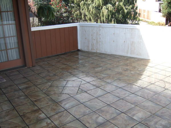 Leaking tiled roof terrace waterproofing options for Terrace waterproofing
