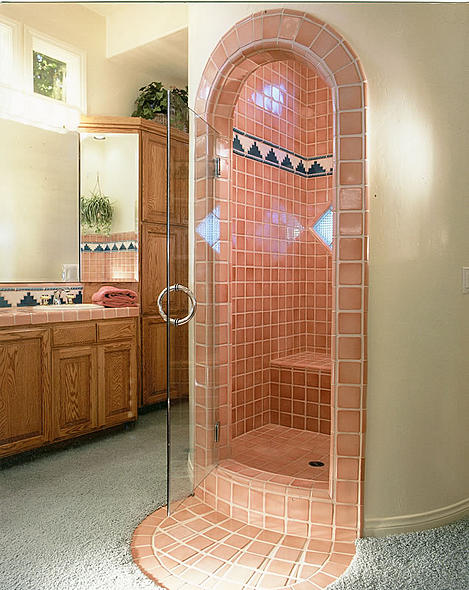 how to tile bathroom curved bull nose trim ceramic tile advice forums 18778