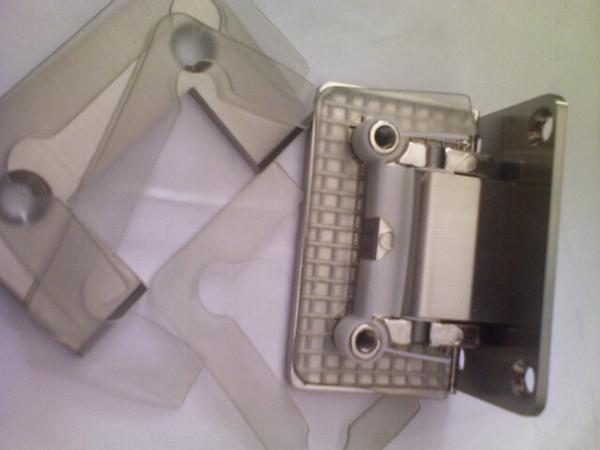 Adjusting Frameless Glass Door Position Ceramic Tile Advice Forums John Bridge Ceramic Tile