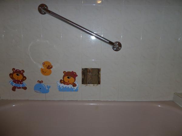 Howto Repair A Gaping Hole In Shower Wall Ceramic Tile Advice Forums John Bridge Ceramic Tile