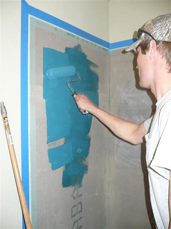 Waterproofing Membrane Ceramic Tile Advice Forums John