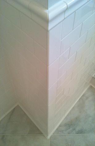 Subway Tile Bathroom Renovation Please Help Ceramic