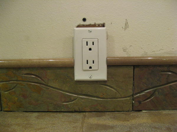 Tile Around Outlet  Tile Design Ideas. Nursery Themes For Girls. Ikea Docksta Table. Pcs Milwaukee. Bistro Table And Chairs. Dual Sink Vanity. Smoked Oyster Paint. Lowes Table Lamps. Deck Builders Near Me