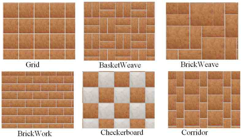 Any good ceramic tile design software out there ceramic for Ceramic tile layout software
