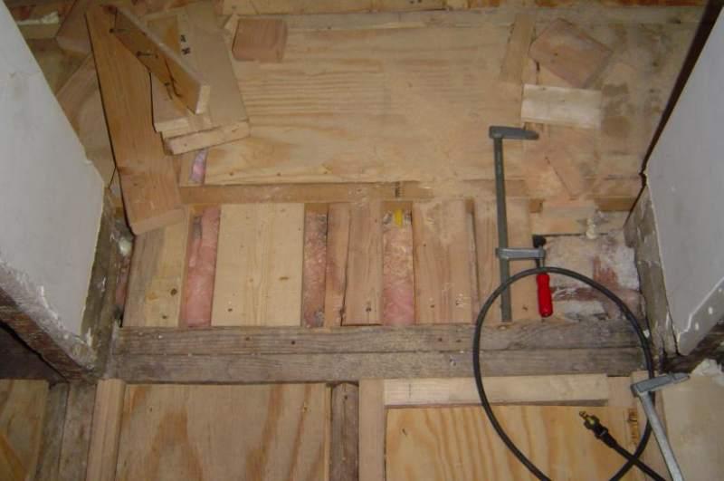 Retiling Floor And Walls Lotsa Questions Radiant Floor