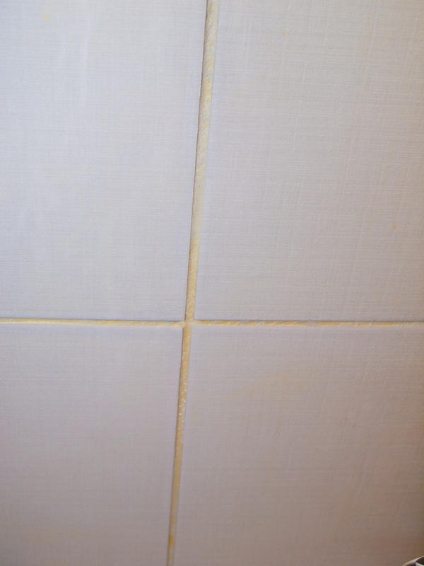 White Epoxy Grout Turning Yellow Page 3 Ceramic Tile