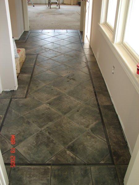 Foyer Tile Layout Ideas : Foyer tile ideas please ceramic advice forums