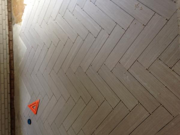 Herringbone Ceramic Tile Advice Forums John Bridge