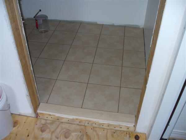 Doorways Amp Thresholds Between Tile Amp Carpet Ceramic Tile