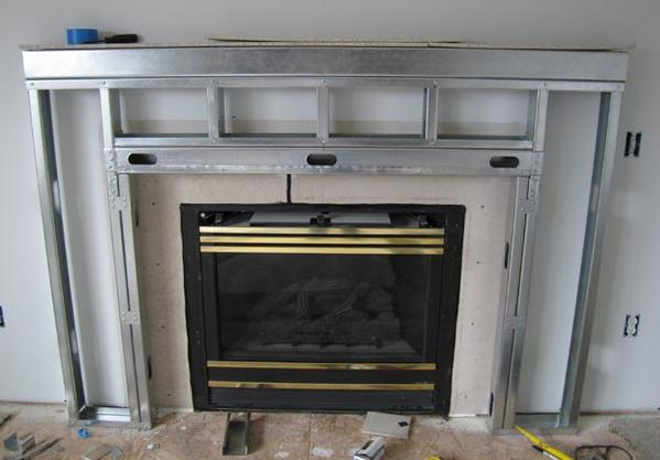 Fireplace Surround Refacing Advice Ceramic Tile Advice