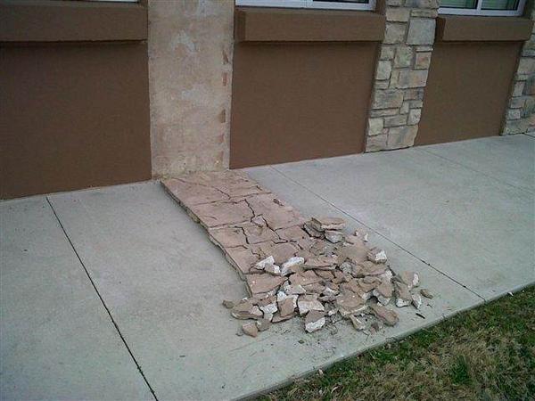 Bonding Mortar For Stacked Veneer Stone Ceramic Tile Advice Forums John Bridge Ceramic Tile