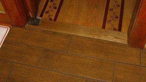 Grouting Wood Look A Like Tile Ceramic Tile Advice