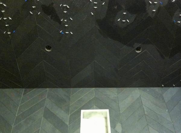 Name:  Ardex X77 & Chevron slate ceiling.jpg Views: 191 Size:  25.5 KB