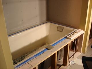 Undermount Cast Iron Tub Ceramic Tile Advice Forums
