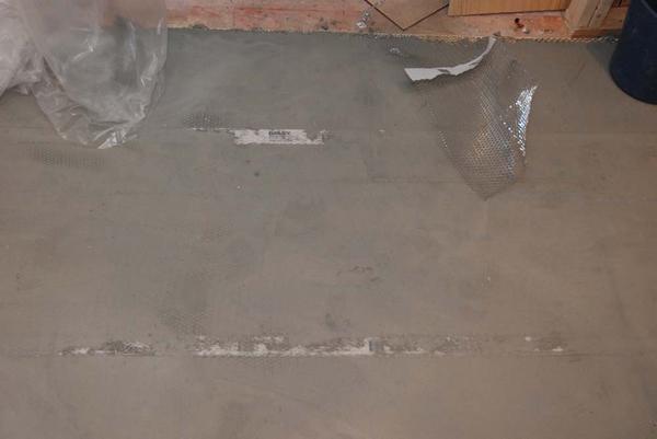Jersey Mud Job   Ceramic Tile Advice Forums   John Bridge ...