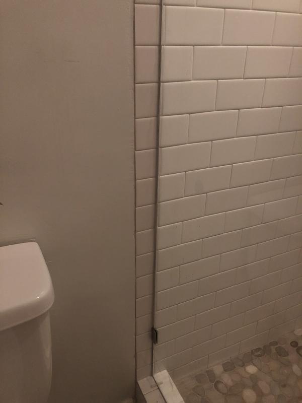 Uneven Subway Tile Edge Remedy Ceramic Tile Advice