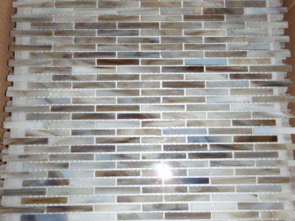 Alternative Edge To Glass Backsplash Ceramic Tile Advice