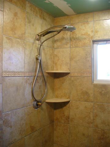 shower corner shelf ceramic tile advice forums john. Black Bedroom Furniture Sets. Home Design Ideas