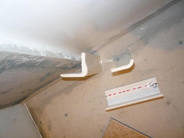 Tile Trim Mud Cap Bullnose Advice Needed Ceramic Tile