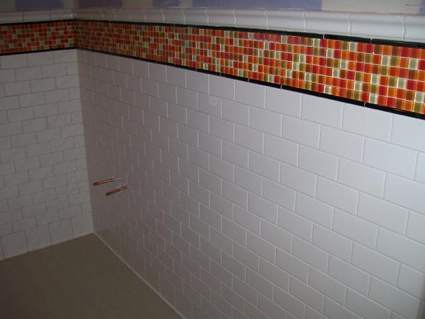 Trowel Size For Shower Wall 3x6 Tile Ceramic Tile