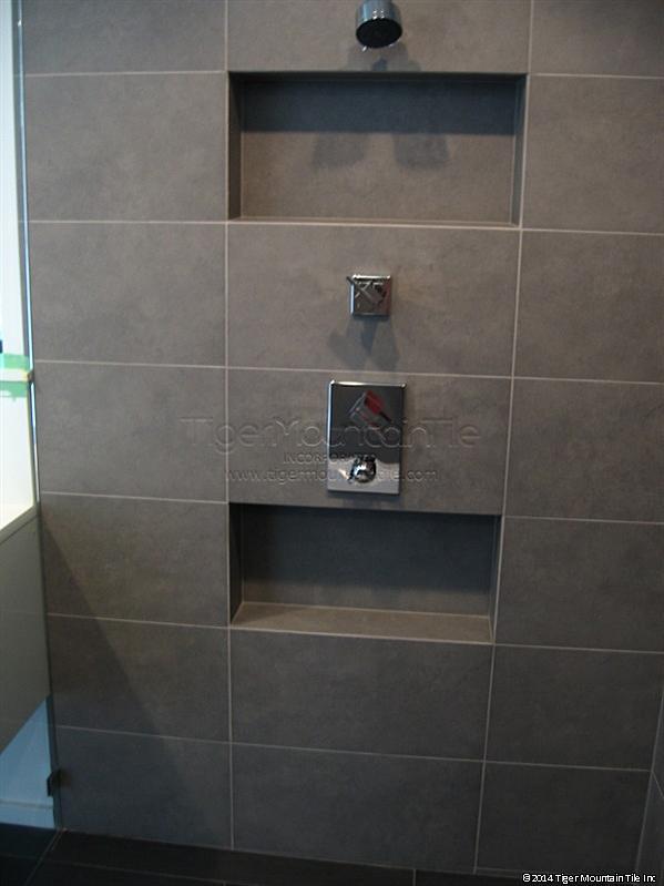 Help Tiling Outside Corner On Shower Bench Ceramic Tile