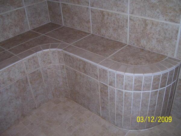 looking for a floating curved shower bench ceramic tile advice forums john bridge ceramic tile. Black Bedroom Furniture Sets. Home Design Ideas