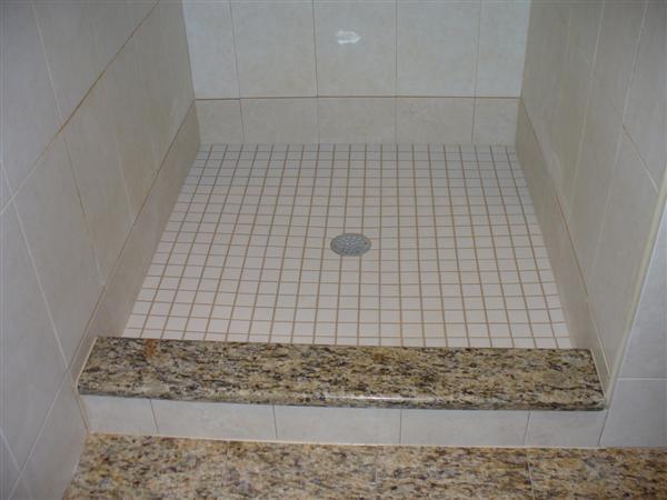 Tiling A Shower Curb Question Ceramic Tile Advice Forums