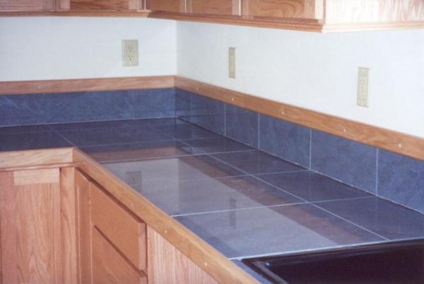 Vanity Counter Edge Suggestion Ceramic Tile Advice