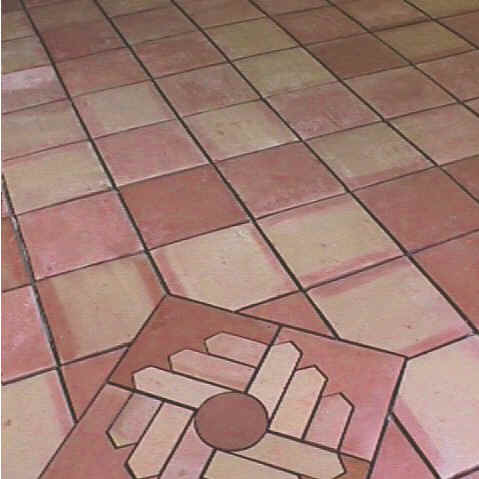 Saltillo Tiles Made From Terracotta Tile Your World