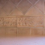 Tena Tile Backsplash Closeup