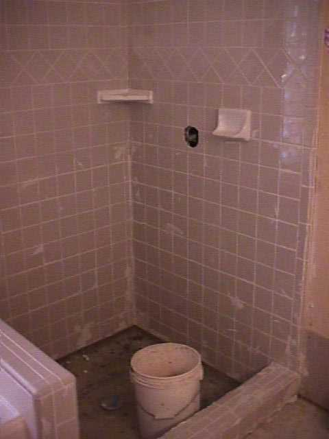 Tile Shower Start To Finish How To Not Build A Mud