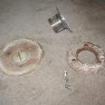 Photo 4 - Drain Disassembled