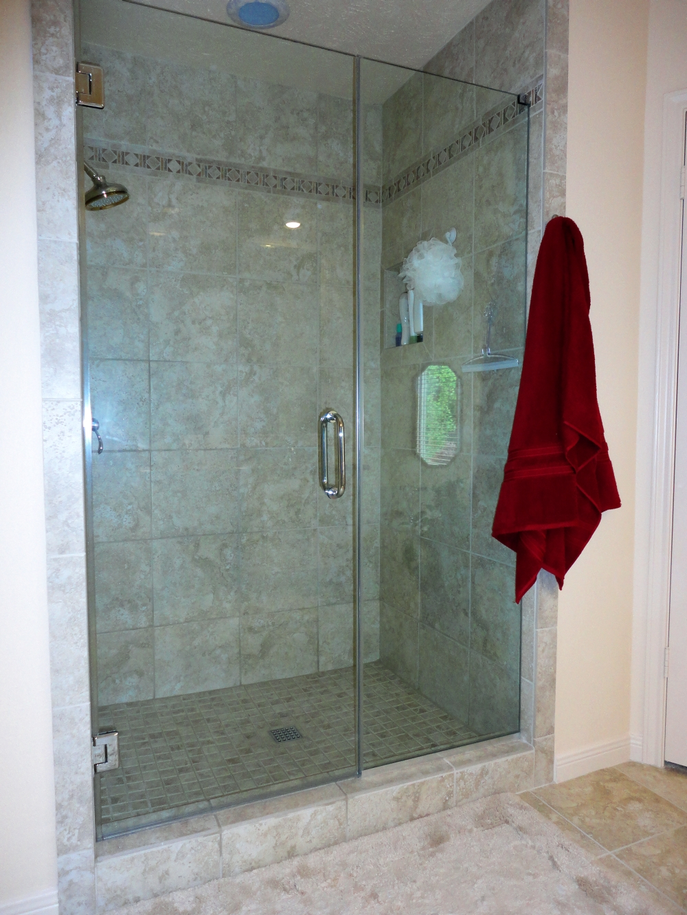 About Shower Doors Frameless Doors Glass Enclosures How They Are