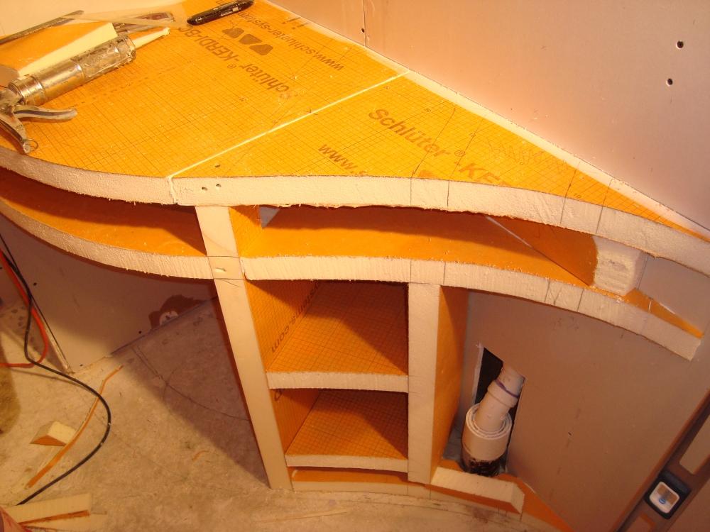 Kerdi Board Tile Backer By Schluter Systems Tile Your World