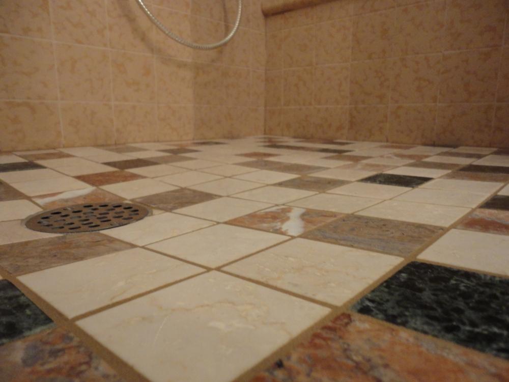 Sanded Or Unsanded Grout For Shower Tile